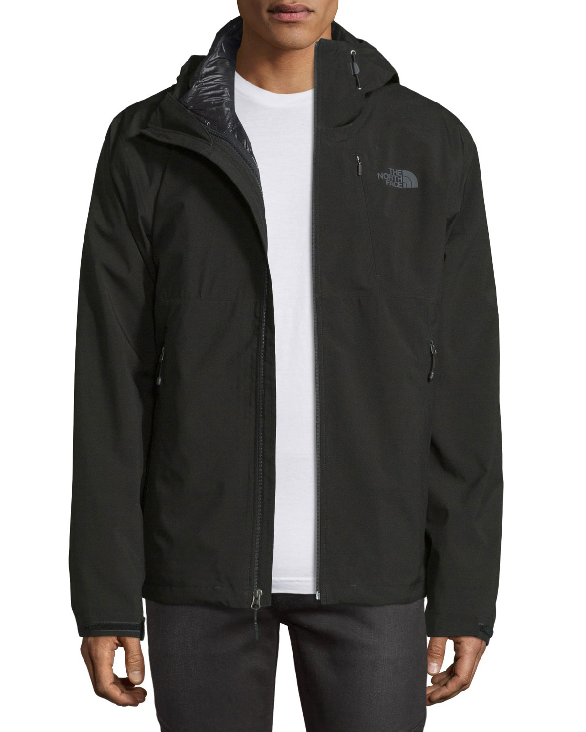 b06470b2a Thermoball™ Triclimate® Parka, Black