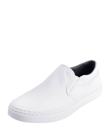 Cole Haan Falmouth Grand.OS Leather 2-Gore Slip-On Sneaker,