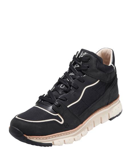 Cole Haan ZeroGrand™ Sport Leather & Nylon Midboot