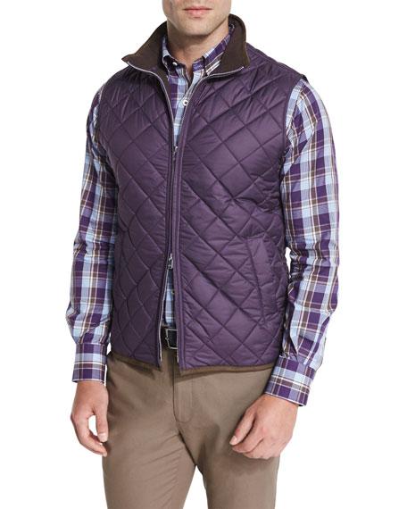 Peter Millar Hudson Lightweight Quilted Vest, Snapdragon : peter millar quilted vest - Adamdwight.com