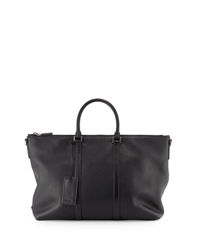 prada shopping tessuto saffiano tote bag - Prada Men's Accessories : Wallets & Belts at Neiman Marcus