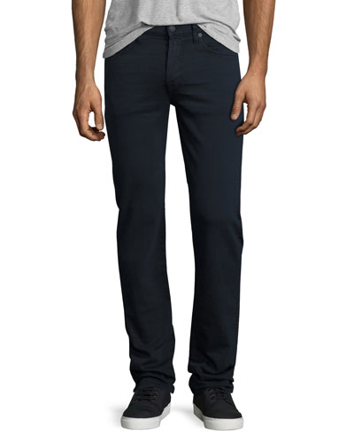 Luxe Performance: Slimmy Night Navy Jeans