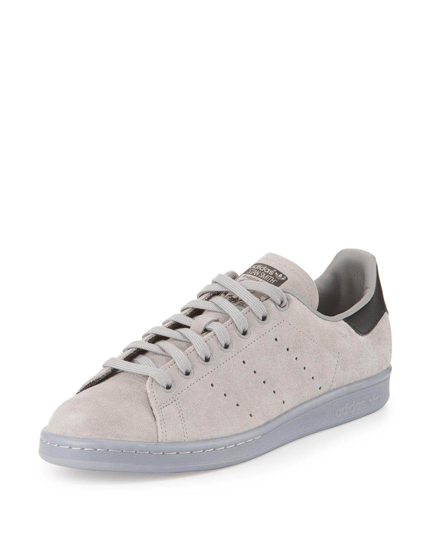 Adidas Men's Stan Smith Suede Sneaker w