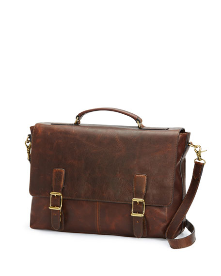 Logan Top Handle Briefcase