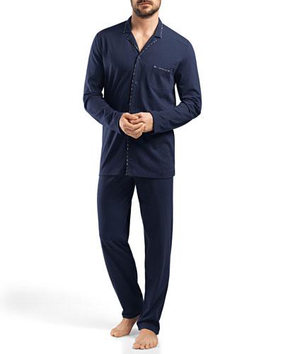 Alberto Knit Pajama Set