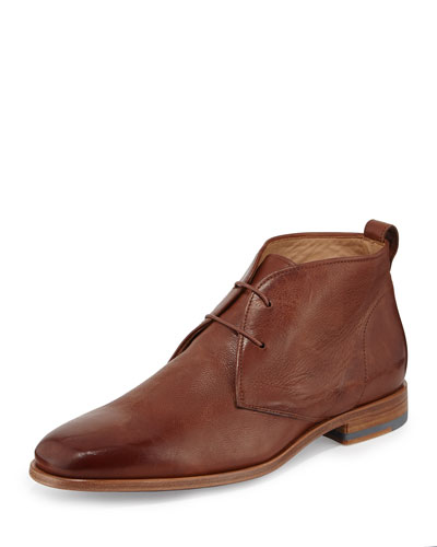 Alberto Leather Chukka Boot, Luggage