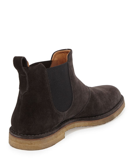 Vince Sawyer Suede Chelsea Boot