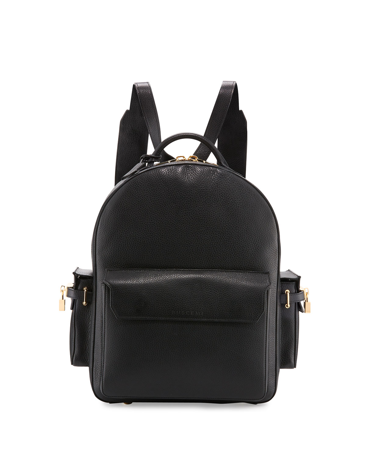 Buscemi PHD Men s Leather Backpack e20dc24d8a38