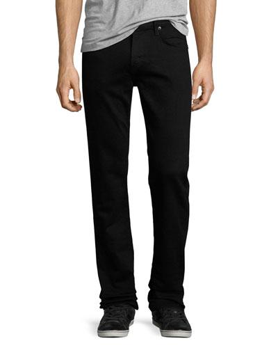 Kane Straight-Leg Comfort-Stretch Jeans, Trivor