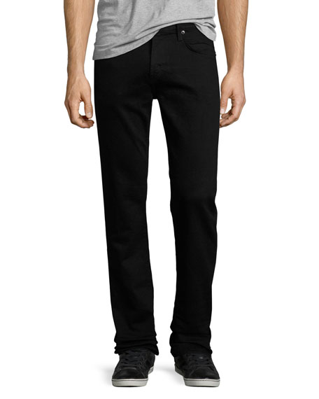 J Brand Kane Straight-Leg Comfort-Stretch Jeans, Trivor