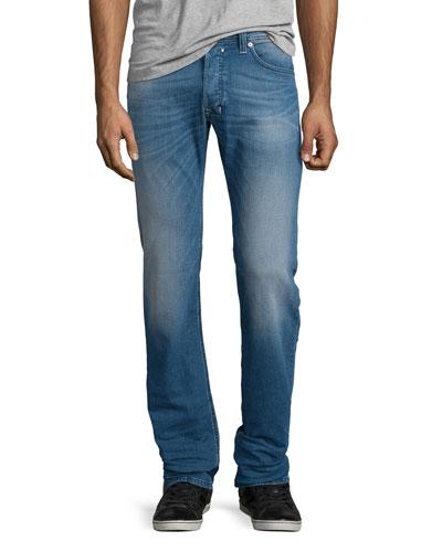 Safado 0850W Denim Jeans, Blue