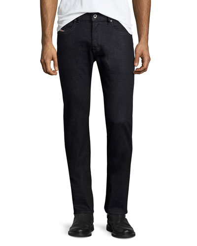 Buster 607A Denim Jeans, Navy