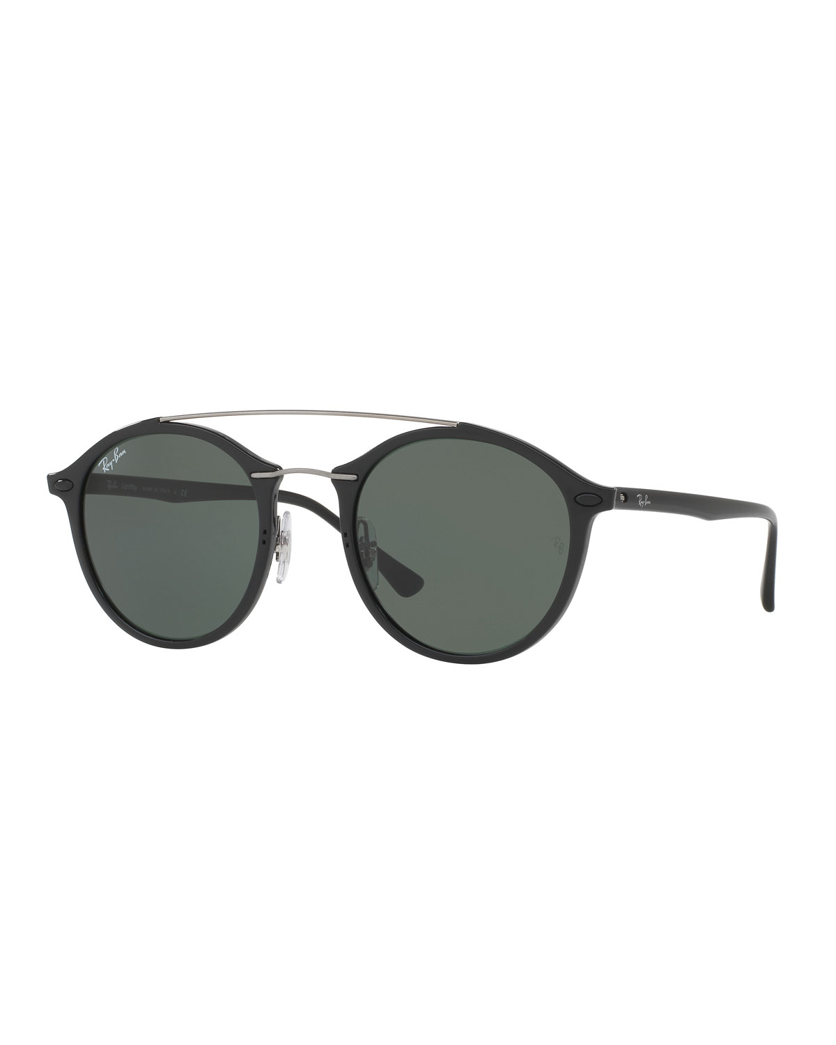 12d75beaf6647 Ray-Ban Tech Light Ray Double-Bridge Sunglasses