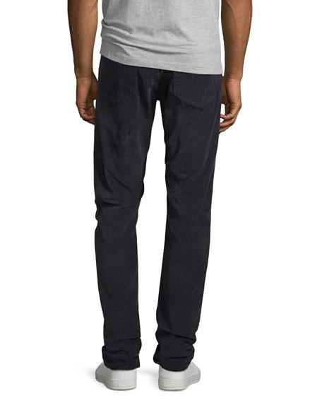 L'Homme Straight-Leg Corduroy Pants