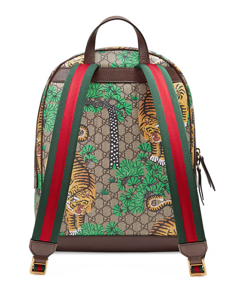 Gucci Backpack Tiger