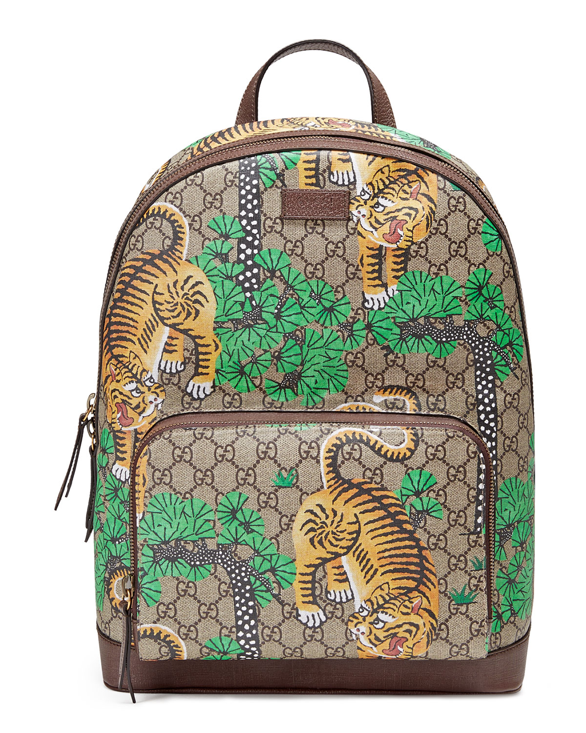 da2a11c89ba Gucci TIGER CUB BACKPACK   Neiman Marcus