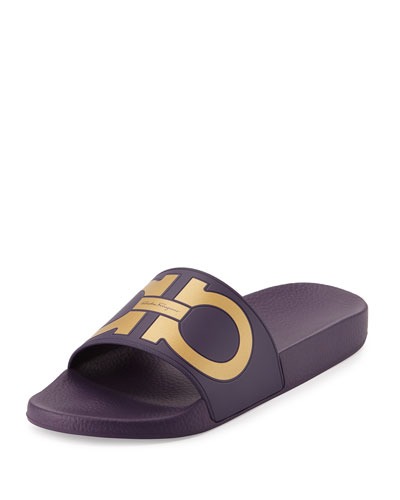 Vince West Coast Rubber Slide Sandal Lyst Vince West Coast