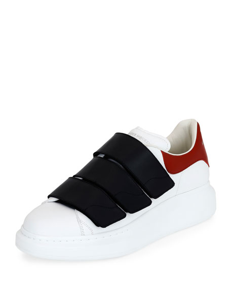 Alexander McQueen & Colorblock Sneakers Huge Surprise Clearance Low Shipping Fee Cheap 100% Original i7k6m8as
