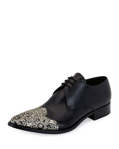 Z collection black dress shoes xxxl