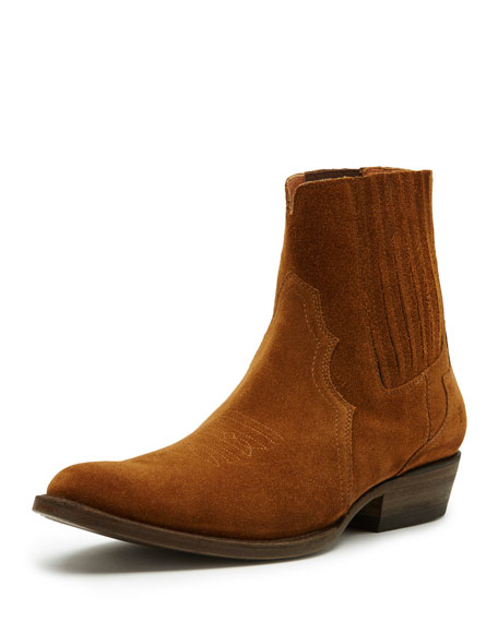 Frye Austin Chelsea Suede Boot ShEhmYHh