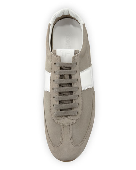 Men's Orford Suede Trainer Sneakers