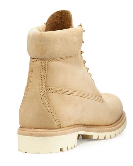 "6"" Premium Waterproof Hiking Boot, Croissant"