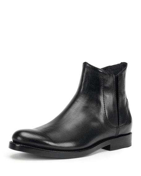Frye Men's Jet Chelsea Boot, Black