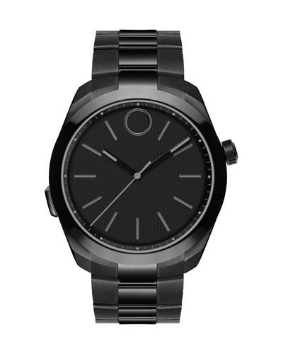44mm Bold Motion Smart Watch, Black
