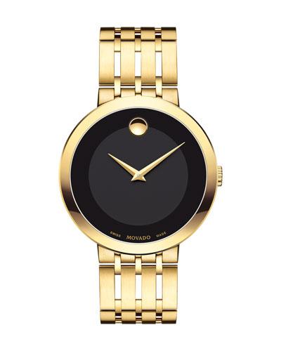 39mm Esperanza Watch, Gold