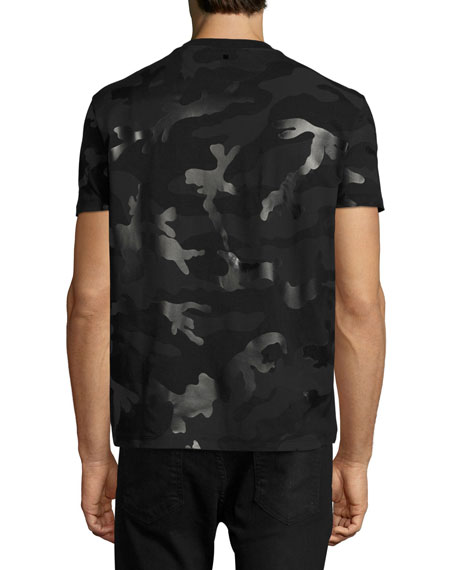 Tonal Camouflage T-Shirt