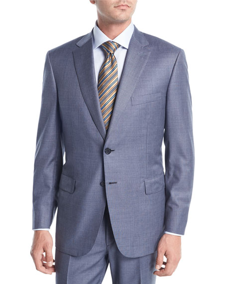 Brioni Super 150s Wool Two-Piece Suit