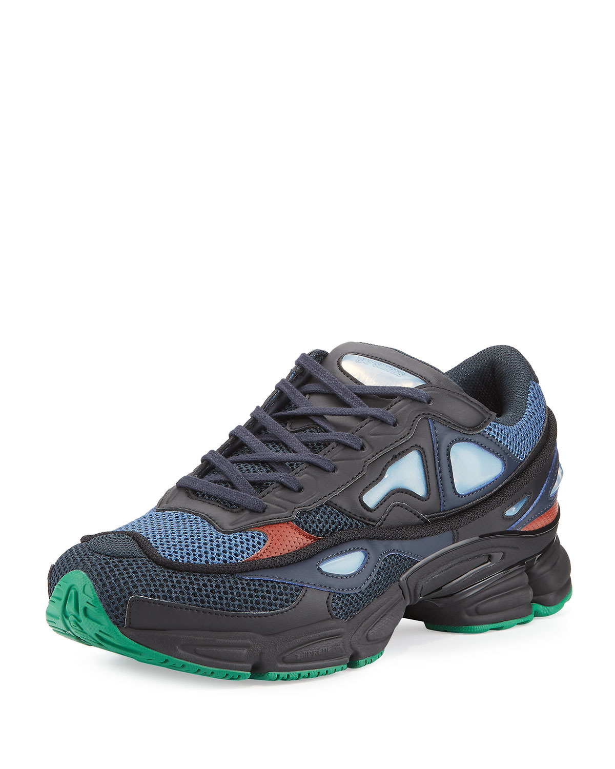 9e186a1a0a3 adidas by Raf Simons Men s Ozweego 2 Trainer Sneaker