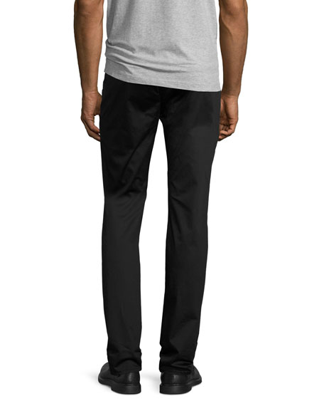 Men's Brooks Slim Sateen Trousers