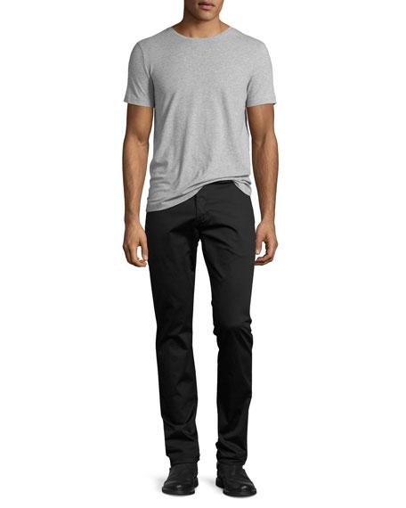 Brooks Slim Sateen Trousers