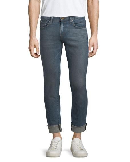 J Brand Tyler Taper Slim-Straight Jeans, Furud