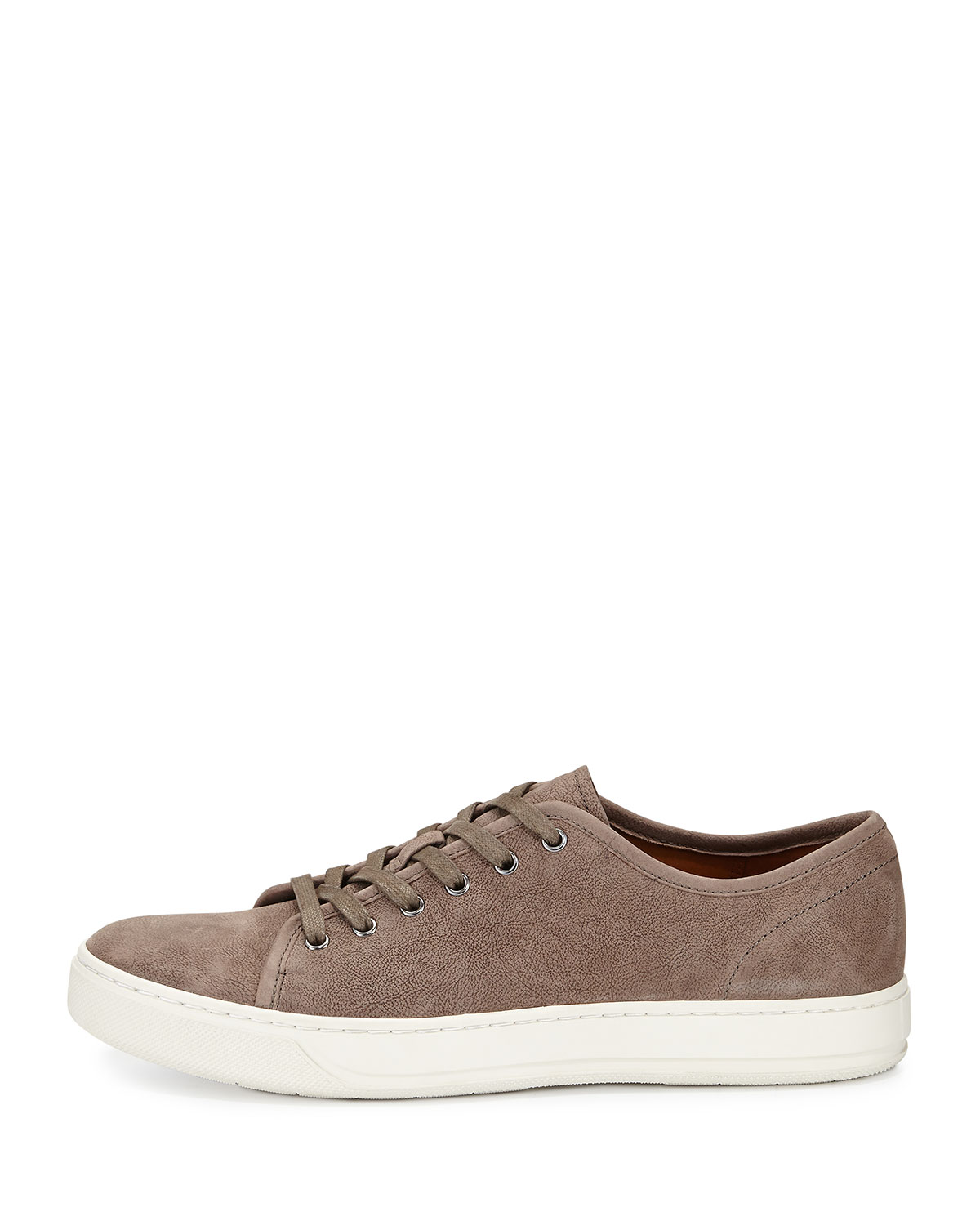 d4cf1a47321454 Vince Austin Leather Low-Top Sneaker