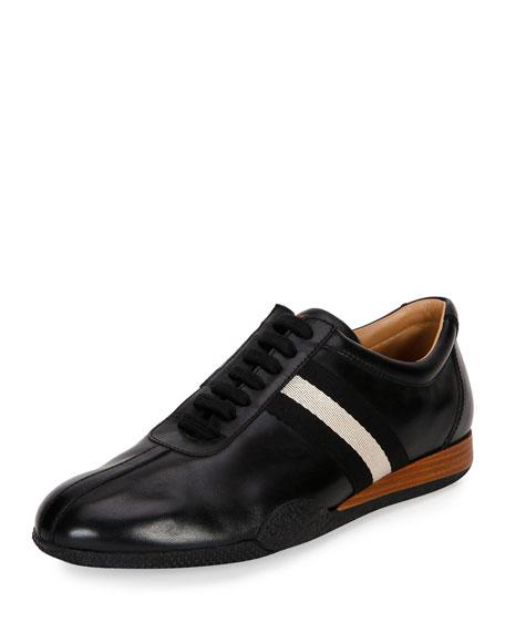Frenz Low-Top Leather Sneaker
