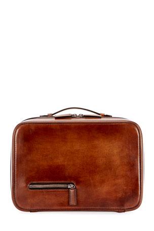 Berluti Men's Leather Shoe Care Kit