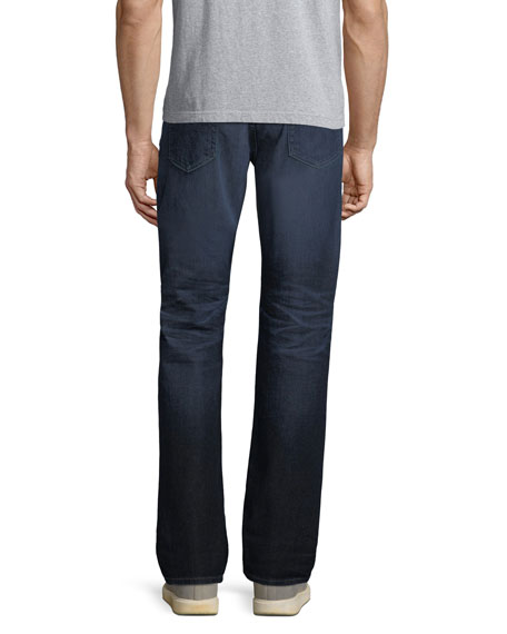 Graduate Straight-Leg Denim Jeans