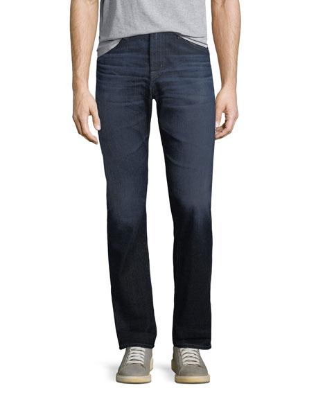 Graduate Straight-Leg Denim Jeans