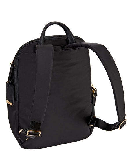 Voyageur Black Daniella Small Backpack Luggage
