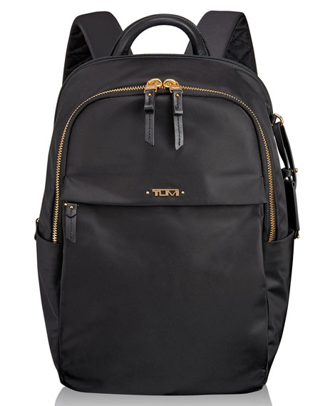 TUMI Voyageur Black Daniella Small Backpack Luggage