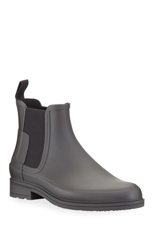 Hunter Boot Men's Original Refined Chelsea Boot