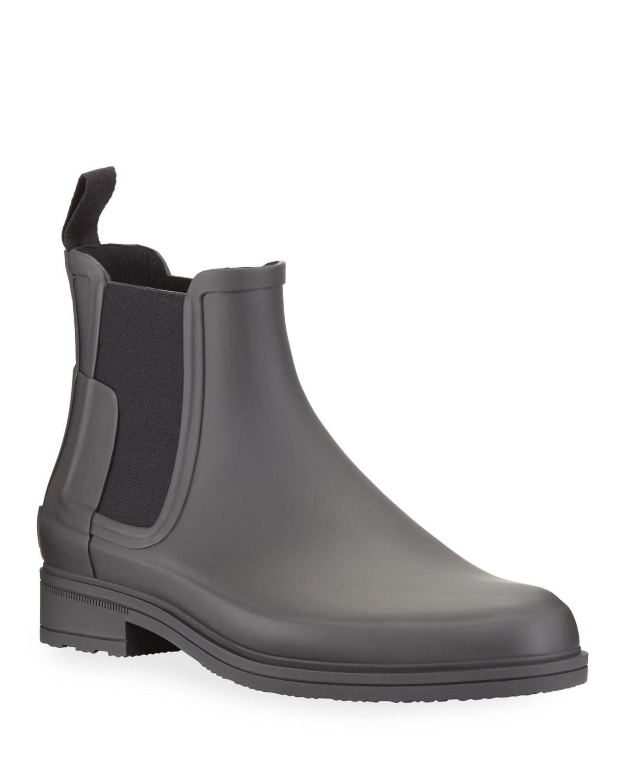726f9a861e96 Mens Flat Heel Boot