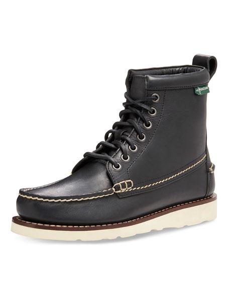 Eastland 1955 Edition Sherman 1955 Leather Boot, Black