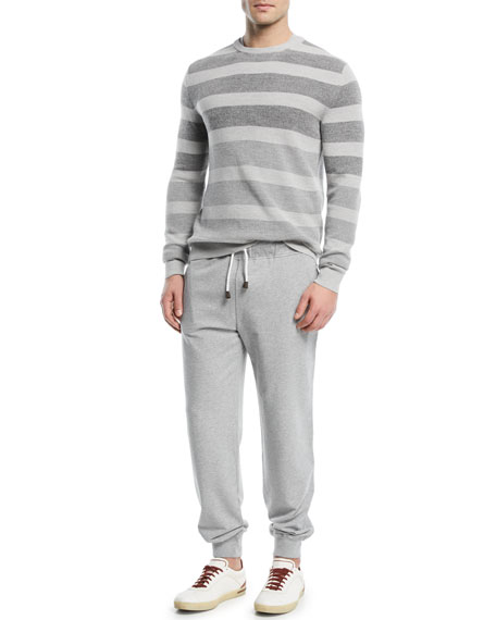 Cotton Fleece Sweatpants