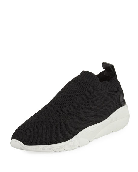 Filling Pieces Men's Runner Sac Knit Sneakers