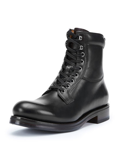 Men's Carter Lace-Up Leather Work Boot