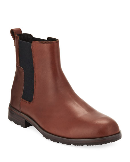 Hunter Boot Men's Original Refined Leather Chelsea Boot
