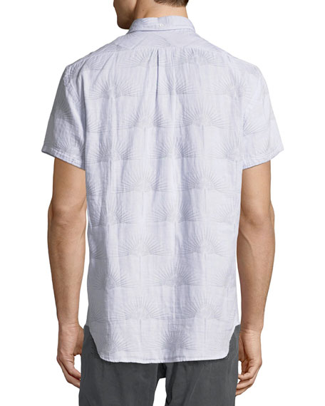 Tuscumbia Short-Sleeve Sport Shirt